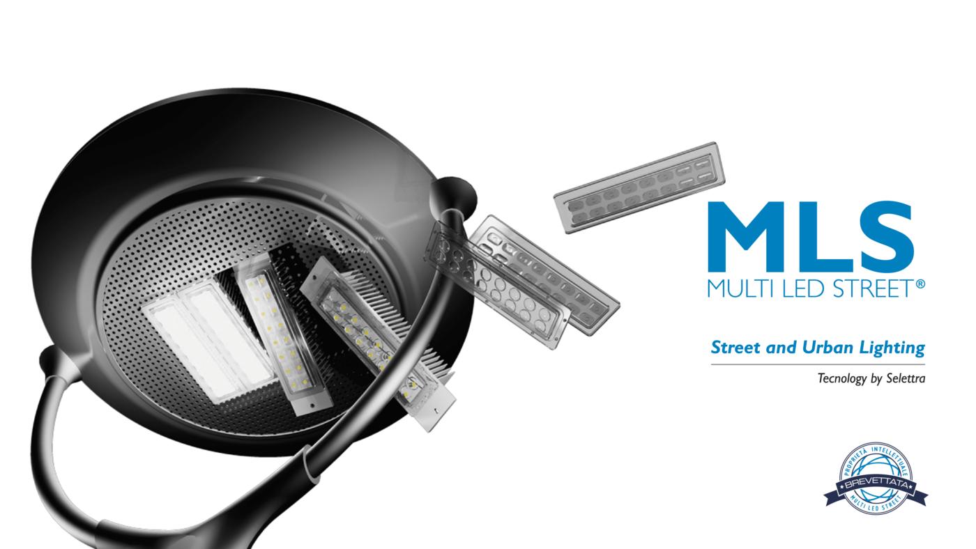 multi led street